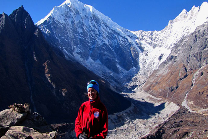 Langtang and Anne