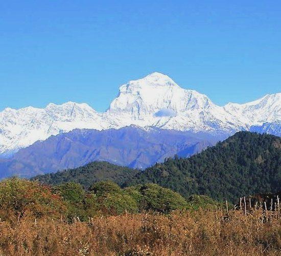 Annapurna Dhaulagiri