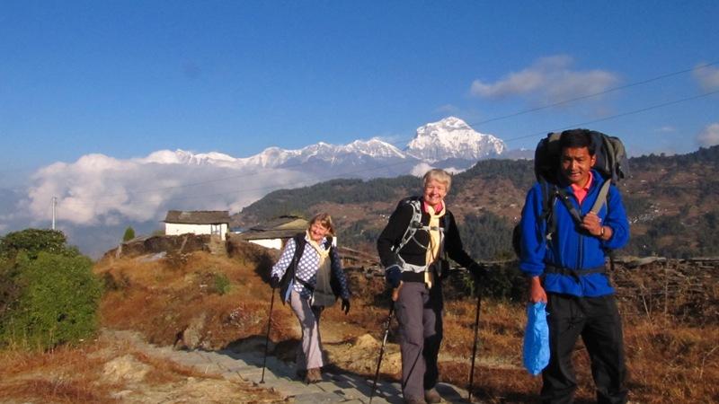 Annapurna Dhaulagiri trail