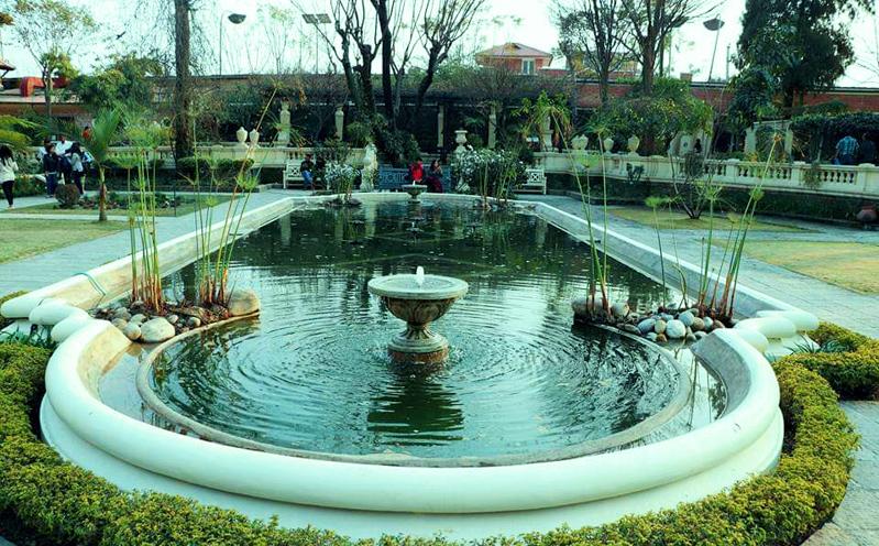 Garden of Dreams, Kathmandu, Nepal