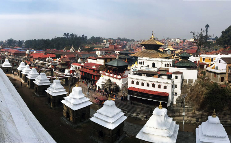 pashupatinath temple nepal, nepal ranked 19th