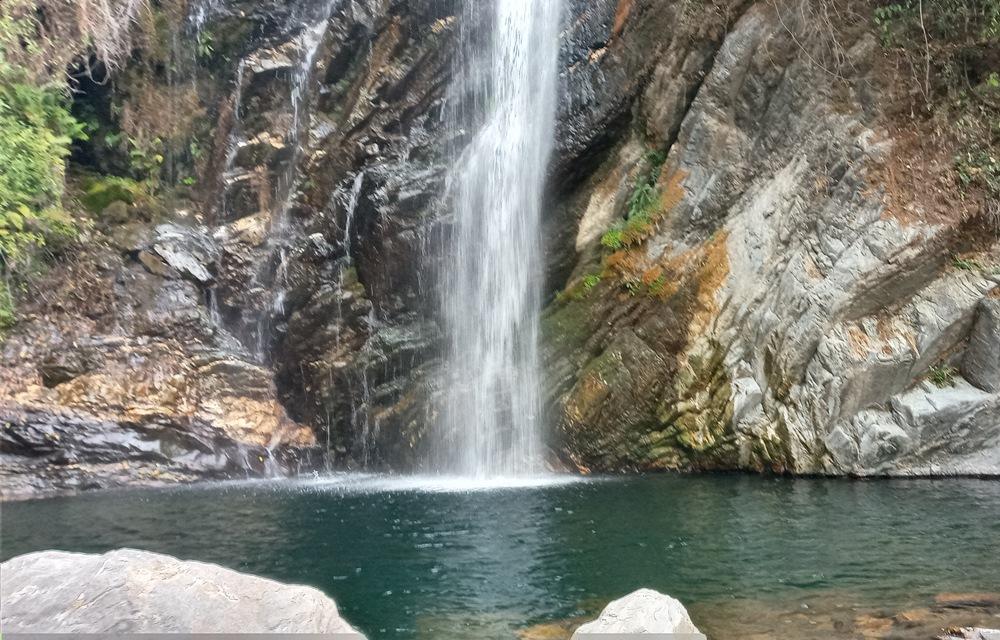Narja waterfall